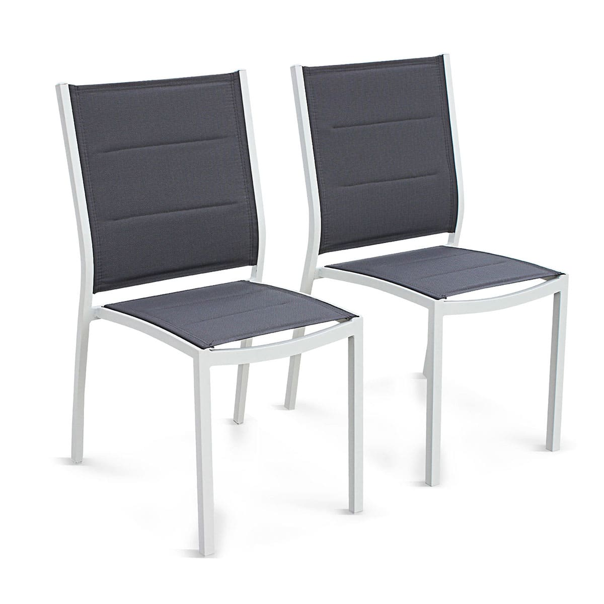 CHICAGO aluminium chairs